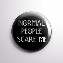 Normal people scares me
