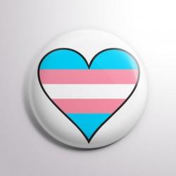Corazón Orgullo Trans