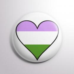 Corazón Gender Queer