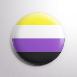 Bandera No Binario