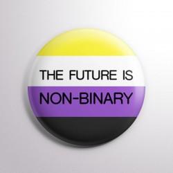 The future is non-binary