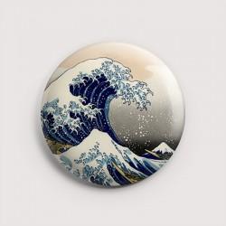 Gran ola de Kanagawa - Hokusai