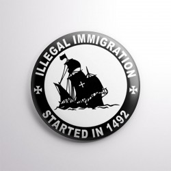 Illegal Immigration started...