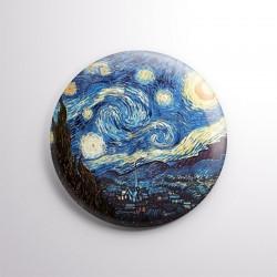 La noche estrellada – Van Gogh