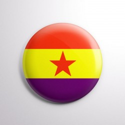 Bandera republicana – Estrella